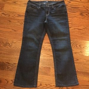 a.n.a a new approach boot cut size 10 jeans